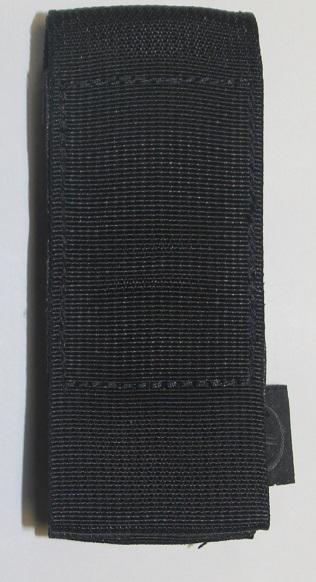 Molle Large Siyah Kordura Kılıf-0
