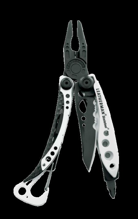 Skeletool Black Silver-0